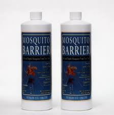 Mosquito Spray For Backyard by Mosquito Barrier Spray U2013 Natural Insect Repellent For Yards