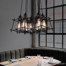 Modern Pendant Light Fixtures Modern Pendant Ls American Industrial Retro Hanging Pendant