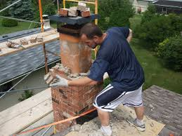 Fireplace Flue Repair by Michigan Fireplaces