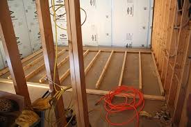Basement Ceiling Insulation Sound by Basement Bathroom Ceiling