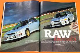 raw like sushi mitsubishi evo v vs subaru impreza wrx car