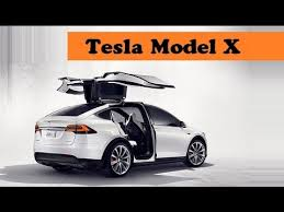 tesla model x awesome u201cfalcon wing u201d rear doors from 0 to 100 km