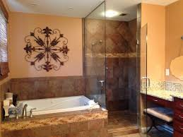 bathroom interior bathroom light ton marble glass tile bathroom