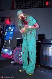 Doctor Halloween Costume Zombie Doctor Halloween Costume