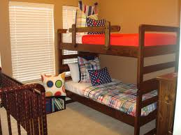 reviews of pottery barn bunk beds with lot of pillow ideas for