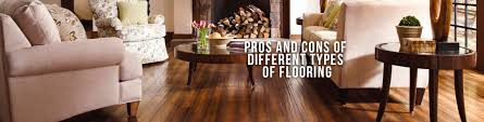 Laminate Floor Types Pros And Cons Of Different Types Of Flooring Rc Willey Blog