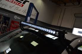 How To Install Led Light Bar On Roof by Radiating Light Installing A Rigid Industries Radiance Led Light