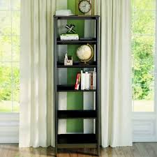 Easy Crate Leaning Shelf And by Leaning Bookcases You U0027ll Love Wayfair