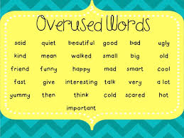 synonym word wall a pocket of synonyms replace those