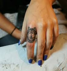 finger tattoo lioness animal finger tattoos designs ideas and meaning tattoos for you