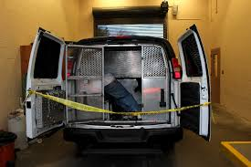 Maryland Flag Vans Inside The Deadly World Of Private Prisoner Transport The