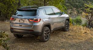 2018 Jeep Compass Pictures 4600