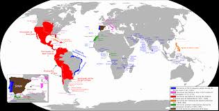 Map Of New Spain by Why Are There So Many Statues Of Simon Bolivar Cultural Travel
