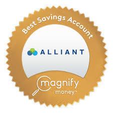 high rate savings account alliant credit union