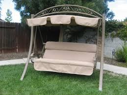 patio furniture backyard creations patio swingbackyard swing