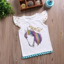 Unicorn Clothes For Girls Online Get Cheap Baby Unicorn Clothes Aliexpress Com Alibaba Group
