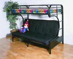 New Futon Bunk Bed With Mattress Included Jeffsbakery Basement - Futon bunk bed