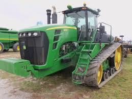 530hp john deere 9630t track tractor tri green tractor in flora