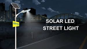 how do street lights work how does a street light work solar led street light youtube