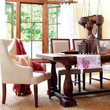 Wall Mounted Dining Tables Dining Table Dining Room Space Dining Sets Pottery Barn Austin