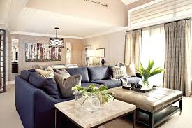 navy sofa living room navy couch living room fireplace living
