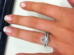 wedding band and engagement ring wedding band for halo engagement ring mindyourbiz us