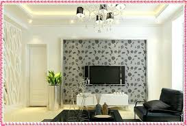 livingroom wallpaper wallpaper designs for living room india gopelling net