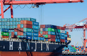 hanjin to accept empty containers at two west coast port terminals