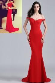 celebrity red dresses for women celebs inspired red formal