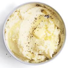 sour mashed potatoes recipe epicurious