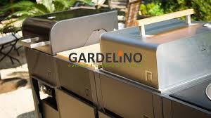 aussenküche edelstahl gardelino outdoor home