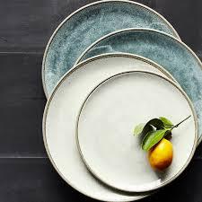 stoneridge melamine dinner plates set of 4 williams sonoma