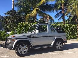 mercedes g wagon convertible for sale 2000 silver blackmercedes g 500 convertible cabriolet g wagon