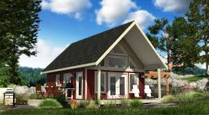 the caledonia prefab cabin and cottage plans winton homes