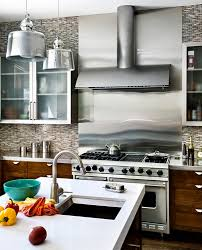 how to degrease backsplash how to clean stainless steel for a sparkling kitchen