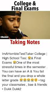 College Finals Meme - 25 best memes about college final exam college final exam memes