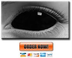 supernatural demon contact lenses super cool super