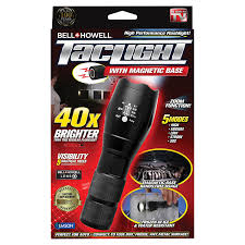 tac light flash light bell and howell tac light as seen on tv 40x tac light with
