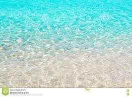 clear transparent sea water summer beach stock photo image