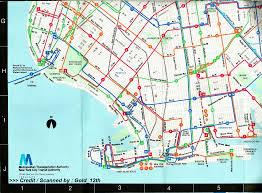 Staten Island Bus Map Bus Map Brooklyn My Blog
