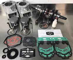 2004 ski doo mxz 800 ho engine rebuild kit mcb stage 3