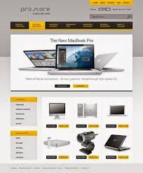 40 best free ecommerce web templates psd 2015