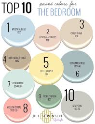 Paint Colors For Bedroom by Color Jill Sorensen Lifestyle Brand U0026 Interior Designer