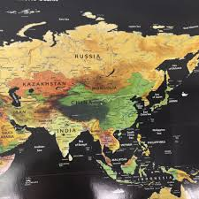 aliexpress com buy high quality blow off map the world country