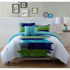 Queen Comforter Bedroom Blue Comforter Set Blue Queen Comforter Sets Bright Blue