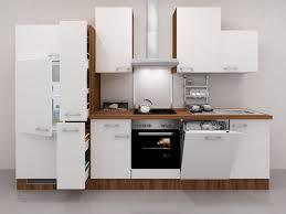 küche günstig mit elektrogeräten küchenzeile rom küche mit e geräten 13 teilig breite 220 cm