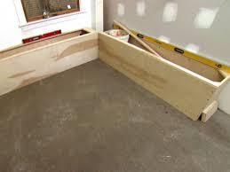 Under Window Bench Seat Storage Diy by 14 Best Benches Images On Pinterest Kitchen Ideas Storage