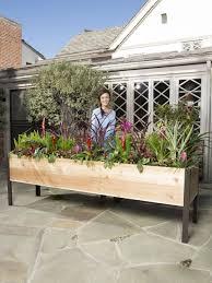Diy Herb Garden Box by Mobile Planter Boxes Mobile Garden Boxes Other Home U0026 Garden