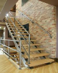 Stairway Banisters Collection In Wall Stairs Design Best Ideas About Stairway Wall