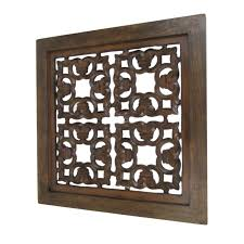 wooden wall hanging carved wooden wall panel wall hanging squares nautical decor